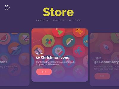 Dighital Store Design product design homescreen app design material design flat design graphic design ecommerce shop design mobile design
