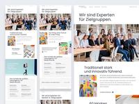 Brands – About quotes list text content about website ui web
