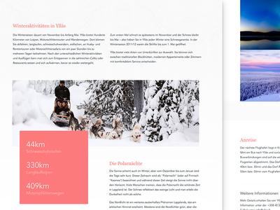 Lapland's Regions – VisitFinland Campaign