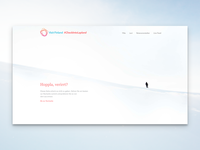404 Page – VisitFinland Campaign