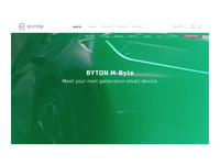 Animated Product Intro Page