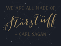 We are all made of starstuff