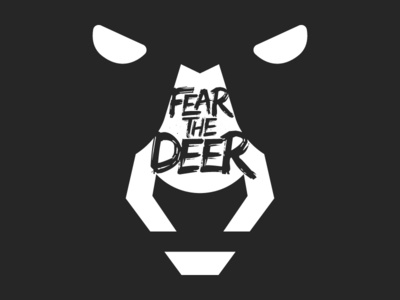 2018 Fear The Deer Playoff Giveaway Shirt - Game 4