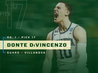Bucks Draft Pick