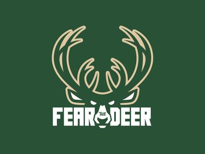 2019 Milwaukee Bucks Playoffs T-Shirt Art