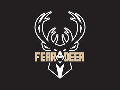 2019 Milwaukee Bucks Playoffs T-Shirt Concept