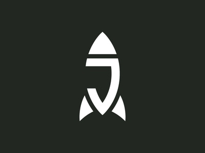 Rocket J Icon