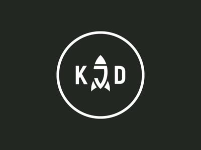 KJD Patch Logo