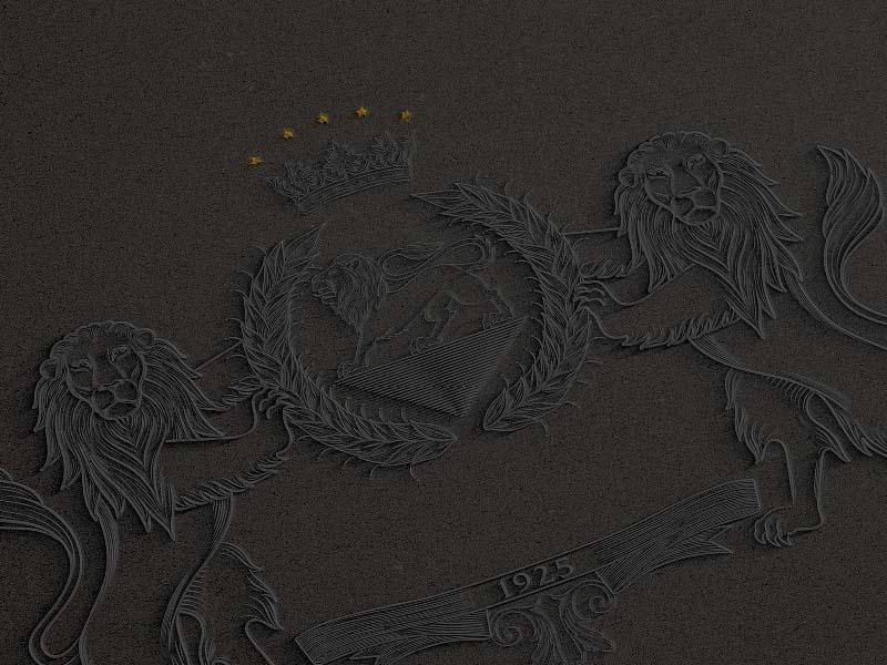Rebrand Cerveza Modelo. paper illustration engraved texture