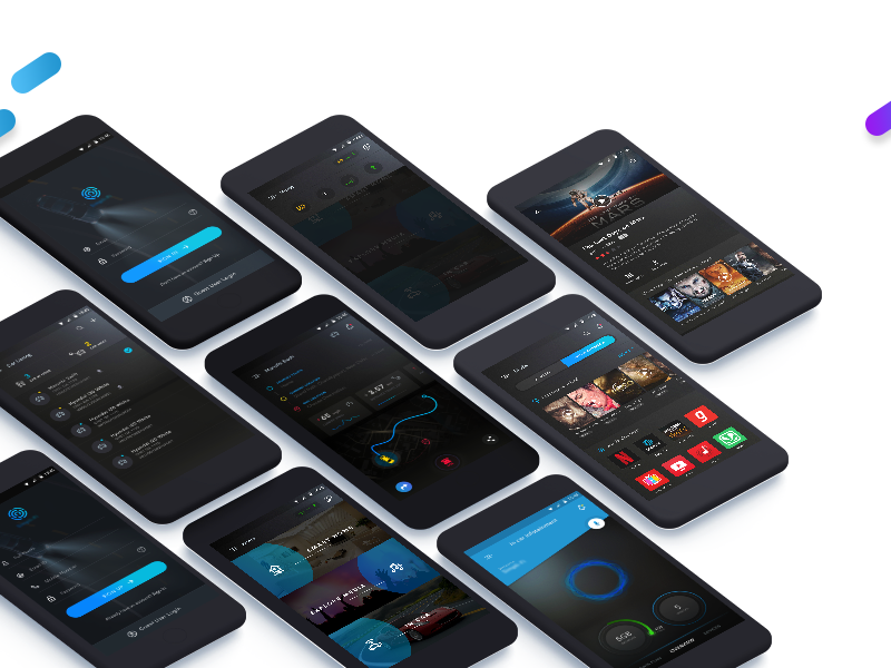 Smart Home Concept ios freebie attentive dhipu mathew interaction design dhipu smart home concept inspire uxd