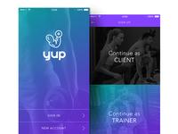 Fitness App UX