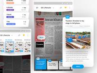 News App UX