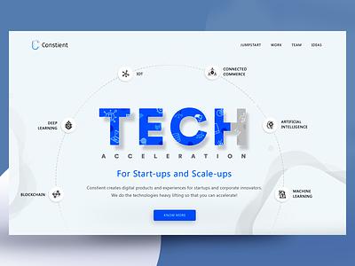 Hey, Dribbblers 👋 animation interation design web ux website dhipu dhipu mathew inspire uxd uxd uxd technologies