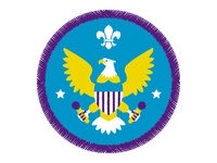 Presidents Scouts Badge