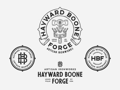 Hayward Boone Forge