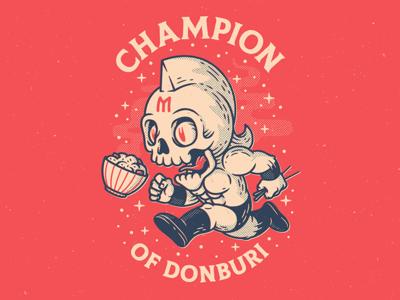 Champion of Donburi