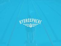 HydroXphere Logo Identity