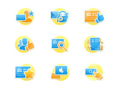 Service icons