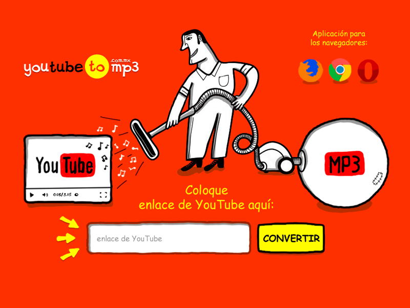 Youtube to mp3 converter mexico music cleaner vacuum converter site website drawing illustration youtube mp3 video