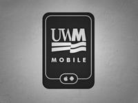 UWM Mobile app symbol