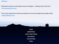 Lazer Team Footer