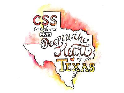 CSS Dev Conference 2016! sketchnote