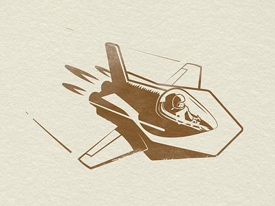 Toy Plane vector plane pilot