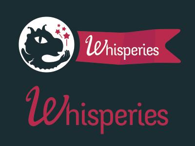 Whisperies logo