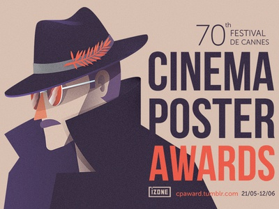 Cinema Poster Awards spy man cannes poster cinema