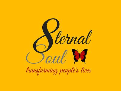 Eternal Soul Logo branding logo vector illustration design brand