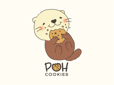 POH cookies logo logodesign