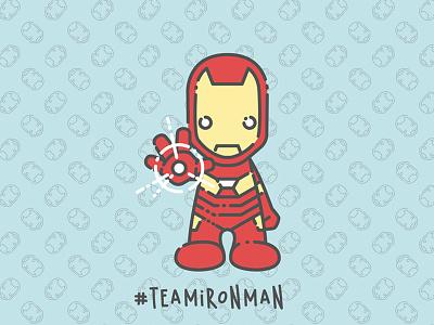 #ironman flat-line teamironman