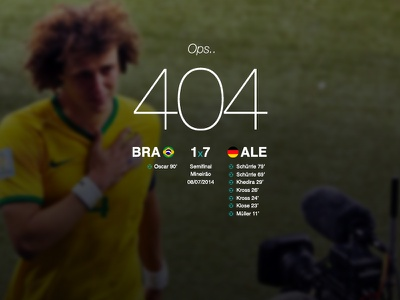 1x7 Jonatasazzolini futebol futball soccer goal azzolini jonatas alemanha germany brasil brazil 7x1 404