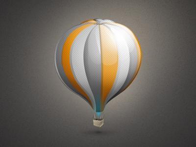 Balloon Icon icon ícones balloon balão jonatas azzolini vector