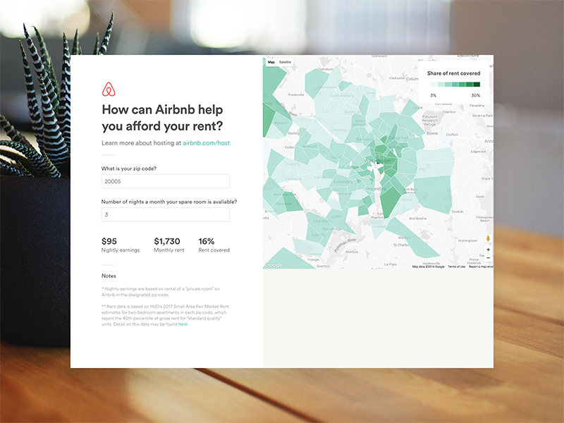 Airbnb oppty project