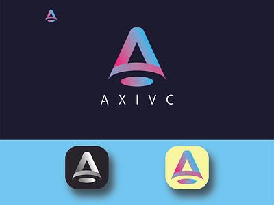 A Letter Logo minimalist logo company logo a letter logo illustration flat illustrator vector design logo business logo branding