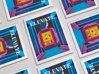 Elevate: The First Print Issue
