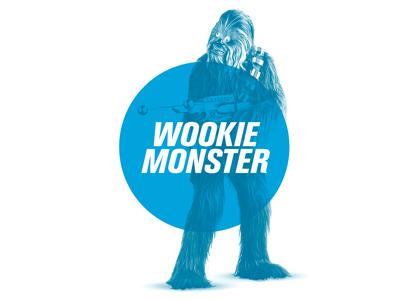 Wookiemonsterdribbble