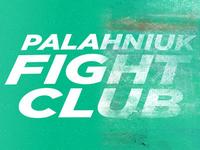 Fight Club 'Destruction' Cover