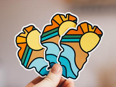 Lake Tahoe Stickers