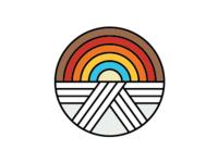 Dojo Rainbow Logo Concept