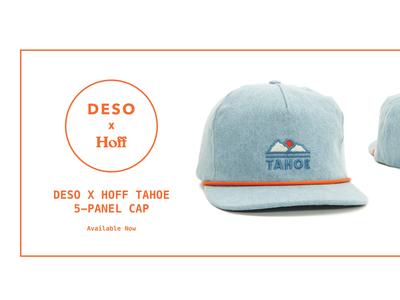 Deso x Hoff Tahoe Hat