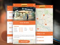 FairTrade Gemeenten App Concept