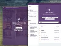 MNSU: Online Tutoring