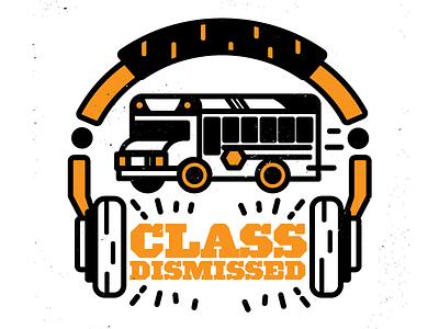 Class Dismissed Podcast startup mississippi audio logo podcast