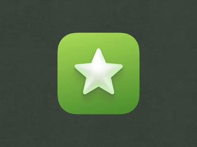 Esperanto mobile app icon macos big sur ios