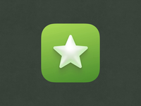 Esperanto mobile app icon macos big sur ios