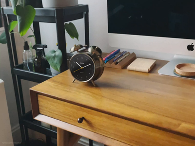 Clock Interactions #2 interface ui timer chess watch clock concept prototype animation