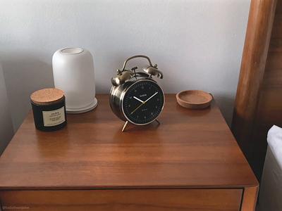 Clock Interactions #1 watch clock alarm timer interface ui concept prototype animation
