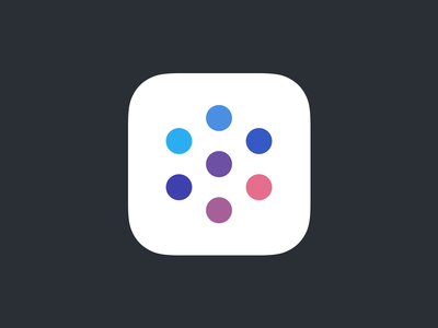 Lunch App Icon splash iphone mobile ui icon app ios